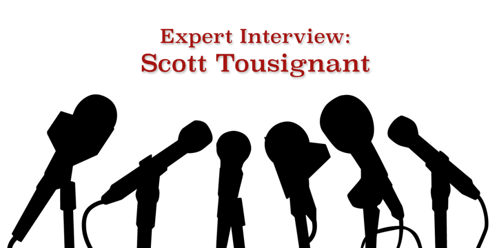 Interview Scott Tousignant