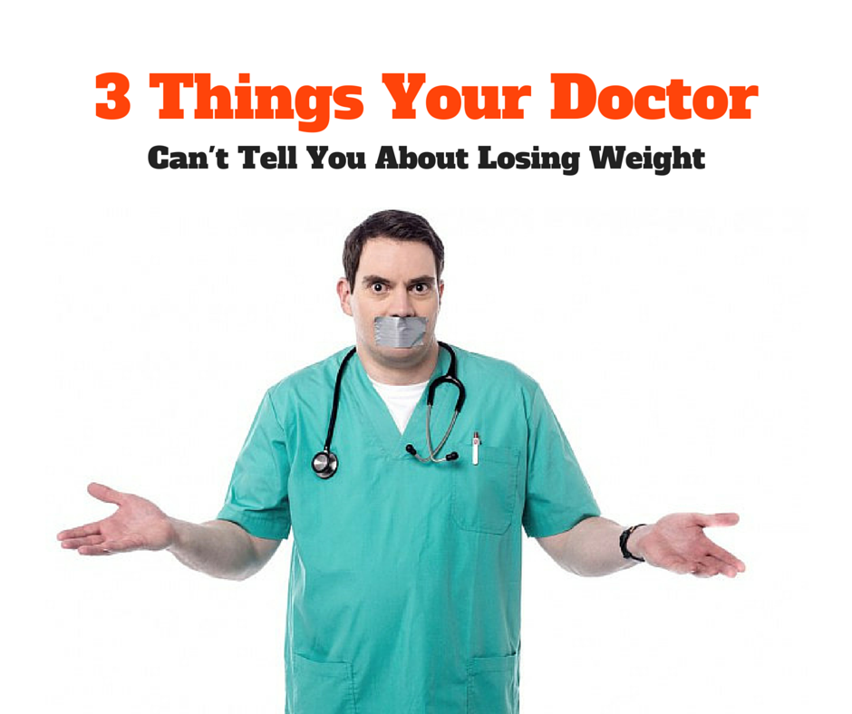 What doctors aren't telling you about weight loss